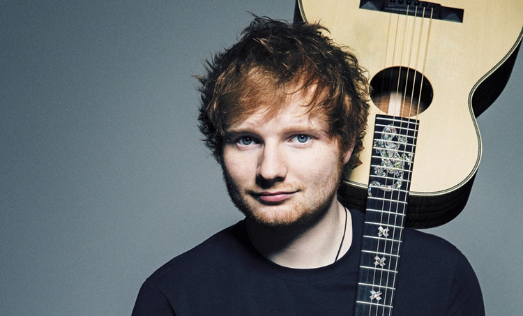 Ed Sheeran is to team up with the legendary singer Andrea