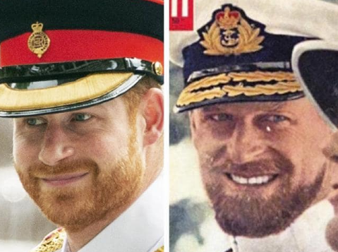 this photo may finally end that ugly rumour about prince harry s real father iradio this photo may finally end that ugly