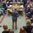 Watch: Labour MP kicked out of parliament for taking ceremonial mace