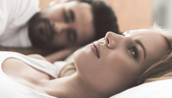 Man slammed online for refusing to sleep with wife after