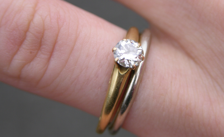 Woman Dreams She Swallowed Her Engagement Ring Turns Out