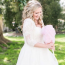 Brides are ditching flowers for candyfloss bouquets