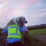Garda carries dog with broken paw on his back for over a kilometre