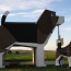 Want to spend the night in a giant beagle? You can