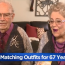 This married couple has worn matching outfits every day for 67-years