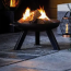 The Aldi fire pits are coming back to stores later this month!