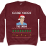 You can now buy a Louis Theroux Christmas jumper
